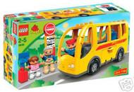 Lego Duplo Bus Construction Set 5636