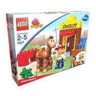 Lego Duplo Toy Story Jessie's Round-Up 5657