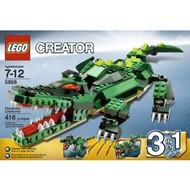 Lego Creator Ferocious Creatures 5868