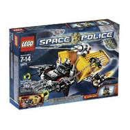 Lego Space Police Space Truck Getaway 5972