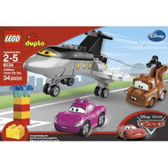 Lego Duplo Cars Siddeley Saves the Dayy 6134