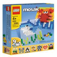 Lego A World of LEGO Mosaics 6163