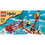 Lego Pirates Kraken Attackin Raft 6240