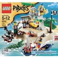 Lego Pirates Loot Island 6241