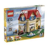 Lego Creator Family Home 6754