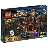 Lego DC Super Heroes Dynamic Duo Funhouse Escape 6857