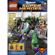 Lego DC Super Heroes Superman vs. Power Armor Lex 6862