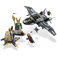 Lego DC Super Heroes Quinjet Aerial Battle 6869