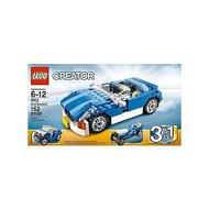 Lego Creator Blue Roadster Car 6913