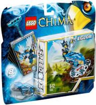 Lego Chima Eglor Nest Dive 70105