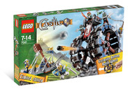 Lego Castle Troll Battle Wheel 7041