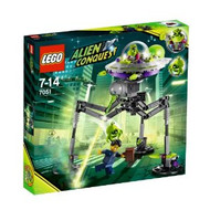 Lego Alien Conquest Space Tripod Invader 7051