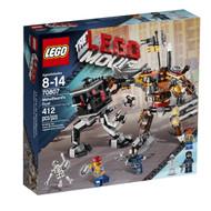 Lego The Movie MetalBeard's Duel 70807