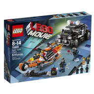 Lego The Movie Super Cycle Chase 70808