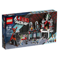 Lego The Movie Lord Business' Evil Lair 70809