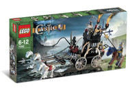 Lego Castle Skeletons' Prison Carriage 7092