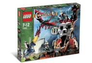 Lego Castle Skeleton Tower 7093