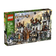 Lego Castle Trolls' Mountain Fortress 7097