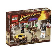 Lego Indiana Jones Ambush in Cairo 7195