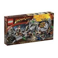 Lego Indiana Jones Chauchilla Cemetery Battle 7196