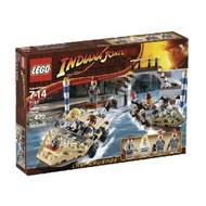 Lego Indiana Jones Venice Canal Chase 7197