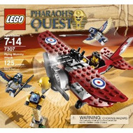 Lego Pharaoh's Quest Flying Mummy Attack 7307