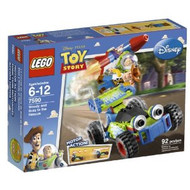 Lego Toy Story Woody and Buzz Rescue 7590