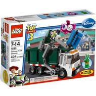 Lego Toy Story 3 Garbage Truck Getaway 7599