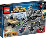 Lego DC Heroes Superman: Battle of Smallville 76003