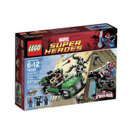 Lego Super Heroes Spider-Man Spider-Cycle Chase 76004