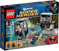 Lego DC Super Heroes Superman: Black Zero Escape 76009