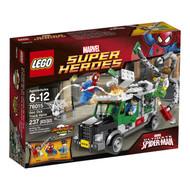 Lego Marvel Super Heroes Doc Ock Truck Heist 76015