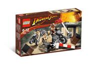 Lego Indiana Jones Motorcycle Chase 7620