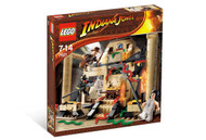Lego Indiana Jones and the Lost Tomb 7621