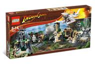 Lego Indiana Jones Temple Escape 7623
