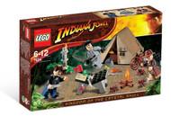 Lego Indiana Jones Jungle Duel 7624