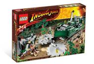 Lego Indiana Jones Jungle Cutter 7626