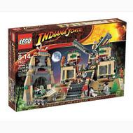 Lego Indiana Jones Temple of the Crystal Skull 7627