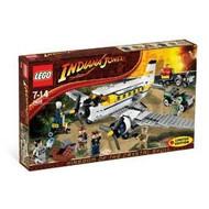 Lego Indiana Jones Peril in Peru 7628