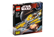Lego Star Wars Anakin's Jedi Starfighter 7669