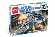 Lego Clone Wars Star Wars Droid Gunship 7678