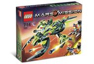 Lego Mars Mission ETX Alien Mothership Assault 7691