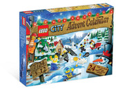 Lego 2008 City Advent Calendar 7724