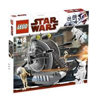Lego Clone Star Wars Corporate Alliance Tank Droid 7748