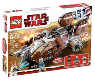 Lego Clone Star Wars Pirate Tank 7753
