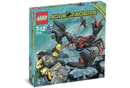 Lego Aqua Raiders Lobster Strike 7772