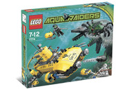 Lego Aqua Raiders Crab Crusher 7774