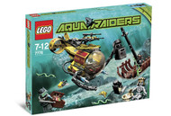 Lego Aqua Raiders The Shipwreck 7776