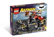 Lego Batman Batcycle: Harley Quinn's Hammer Truck 7886