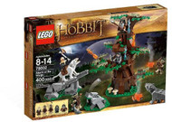 Lego LOTR The Hobbit Attack of the Wargs 79002